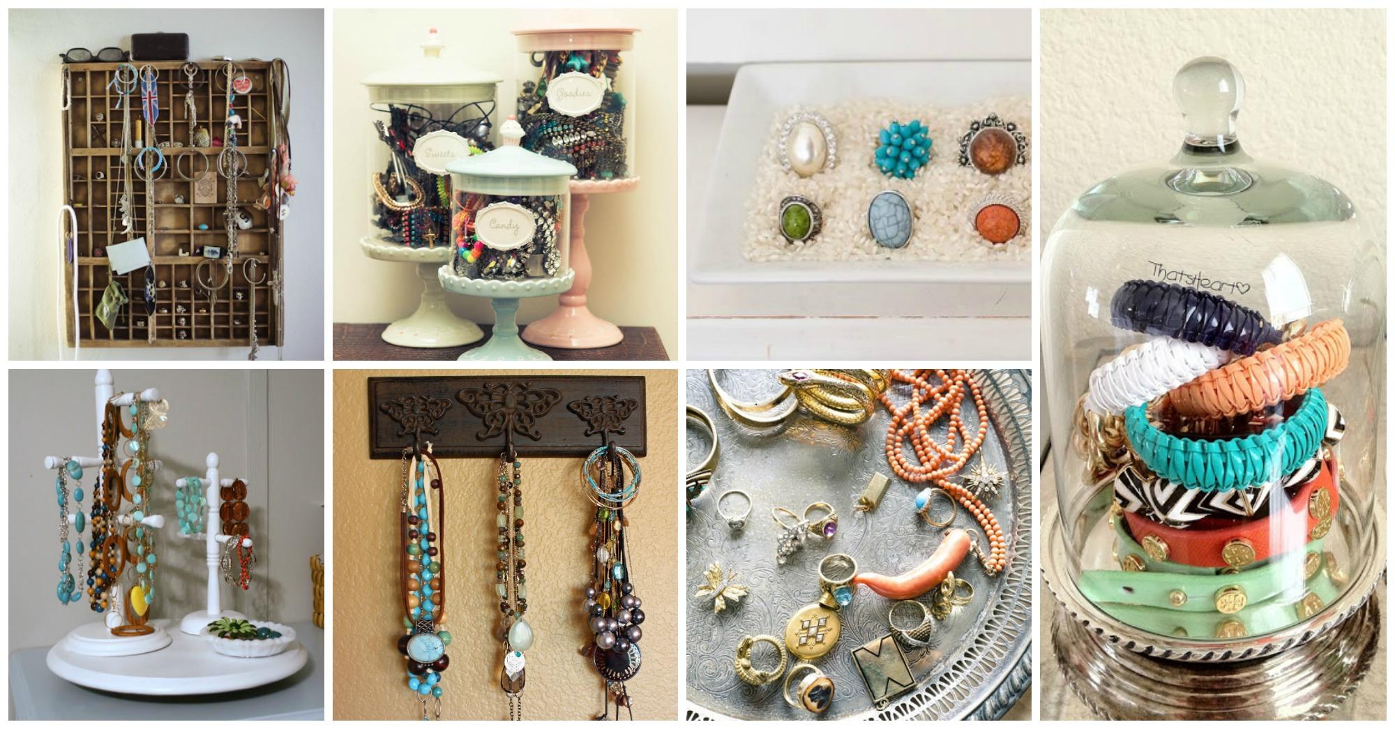 18 Fascinating Jewelry Storage Ideas That Will Amaze You