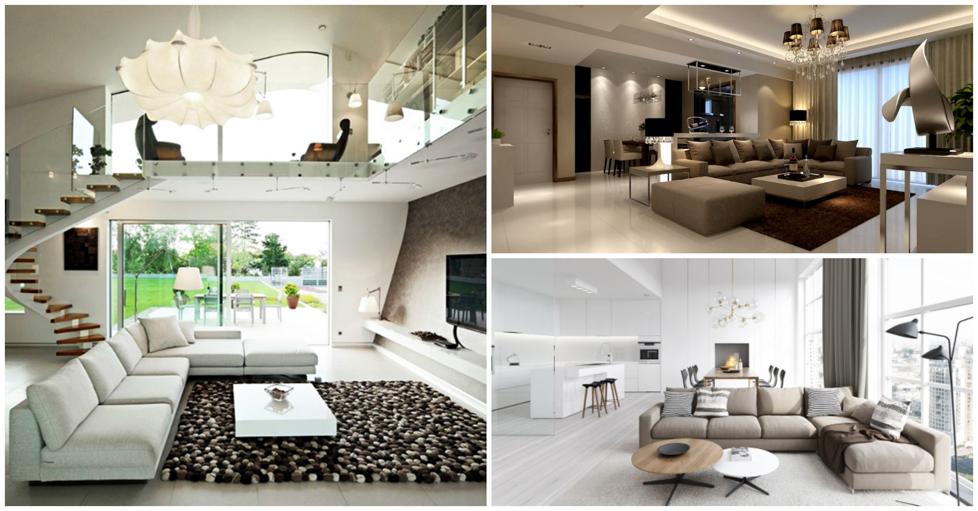10 Luxury Living Rooms That Will Take Your Breath Away