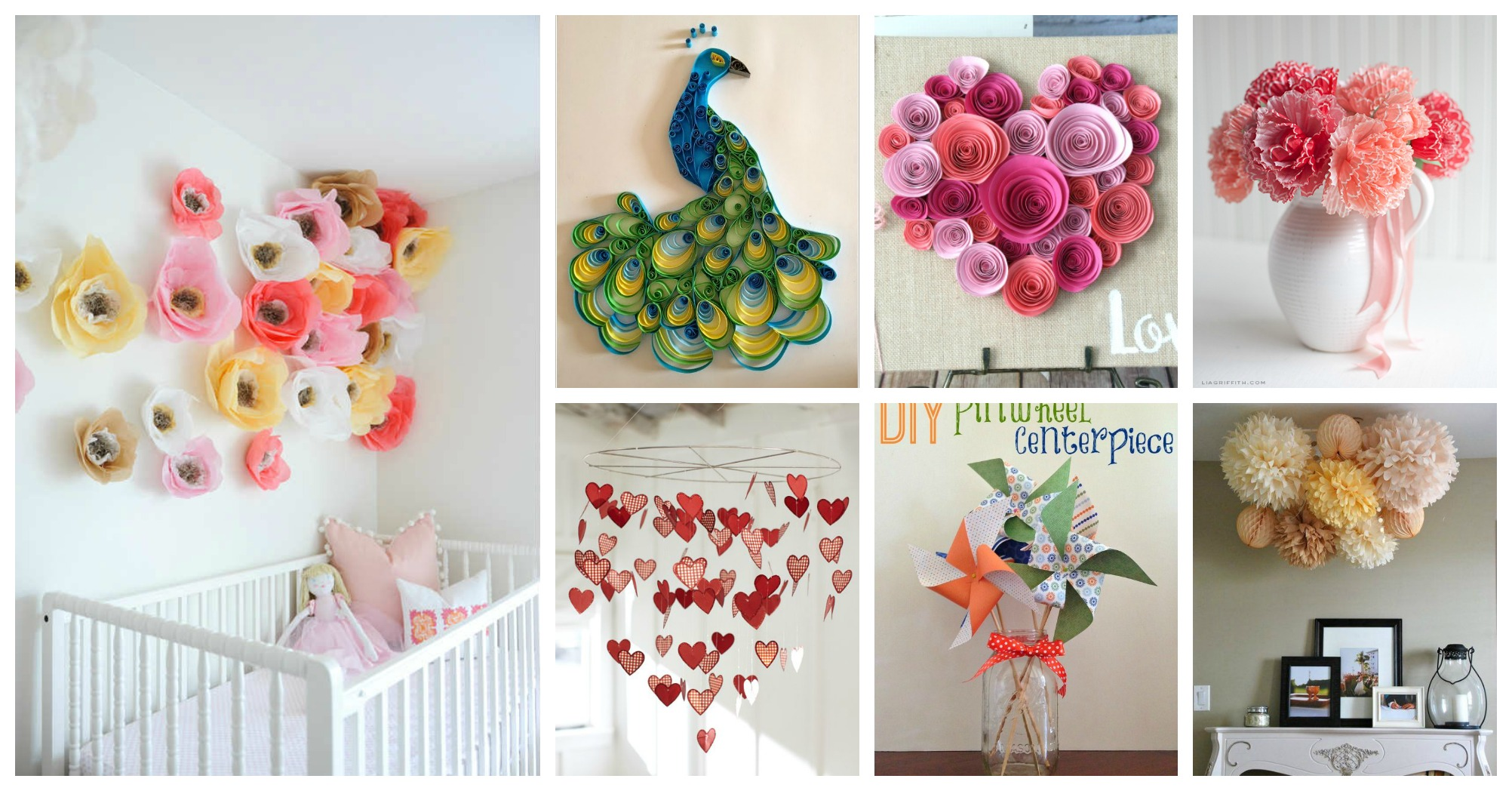 Playful Diy Paper Crafts That Will Make Your Home Cheerful