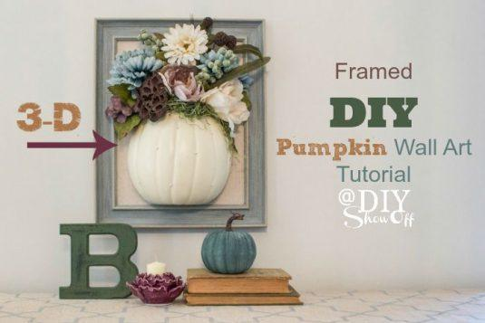 3D-framed-DIY-pumpkin-wall-art-tutorial