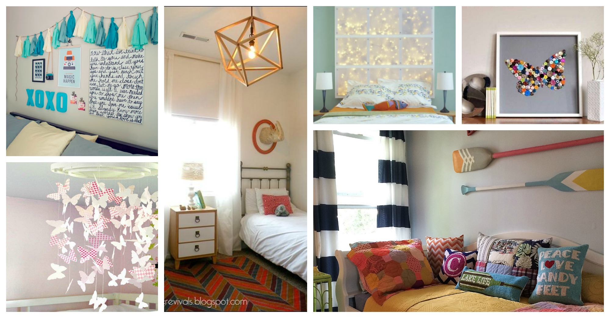 Lovely DIY Bedroom Decorations That You Can Make On A Tight Budget
