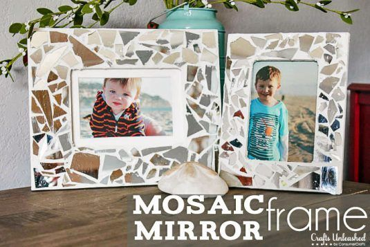 DIY-mosaic-frame-Crafts-Unleashed