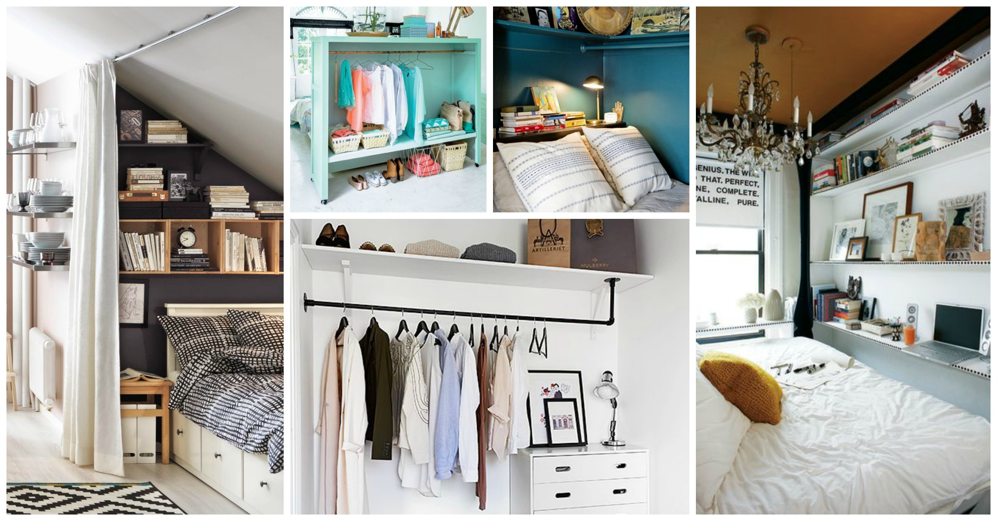 Small Bedroom Hacks Bedroom Archives