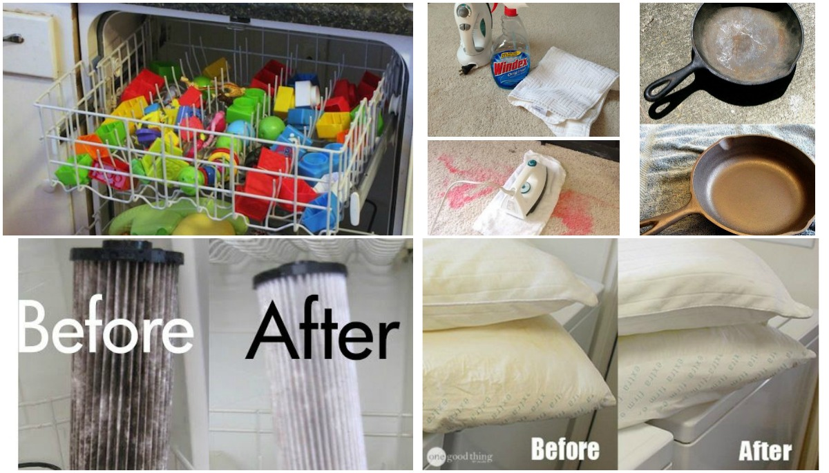 40 Must-Read Deep Cleaning Tips And Tricks