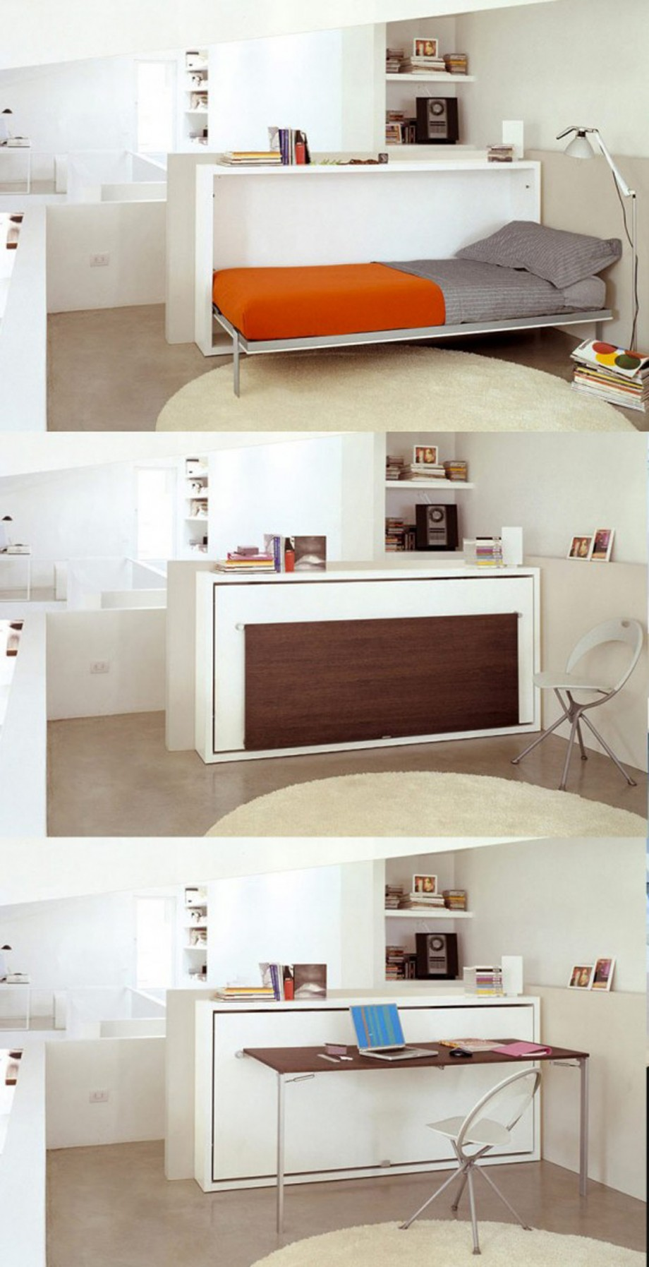 Best fresh space efficient bedroom furniture #17210.