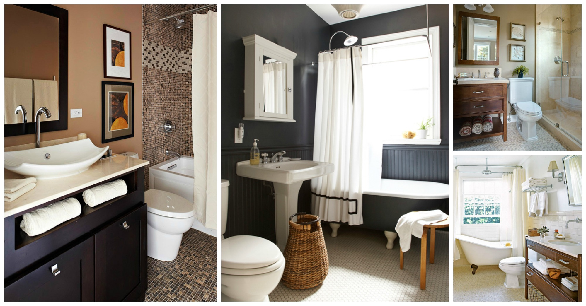 Smart Tips to Organize Your Small Bathroom