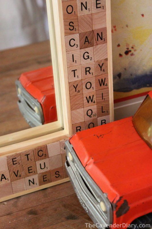 diy-mirror-scrabble-tile-crafts-wall-decor-woodworking-projects