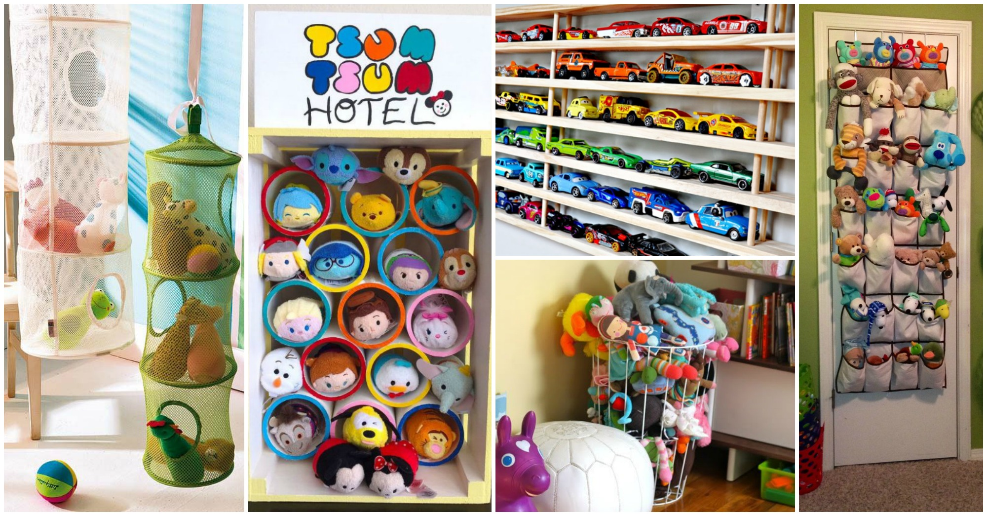 17 Fun Toy Organization Ideas That Will Warm Your Heart