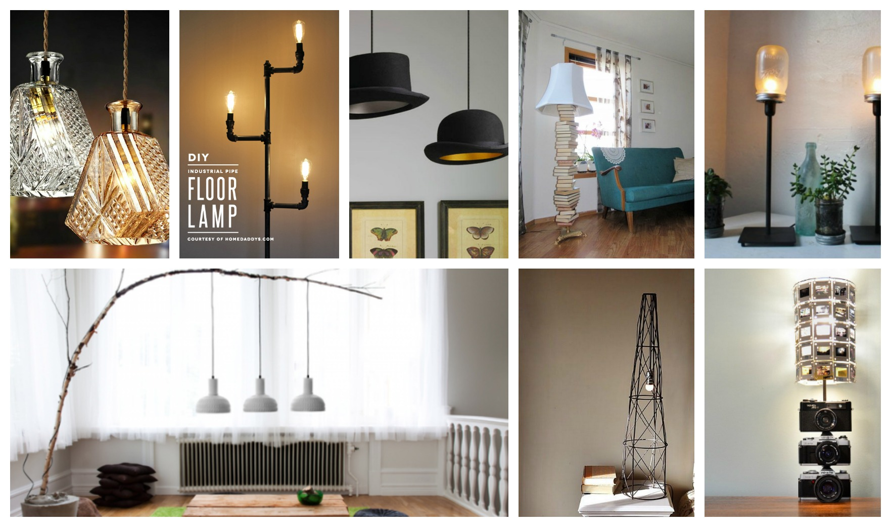 Impressive DIY Lighting Fixtures That You Would Love To Have