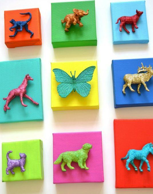 animal-canvases