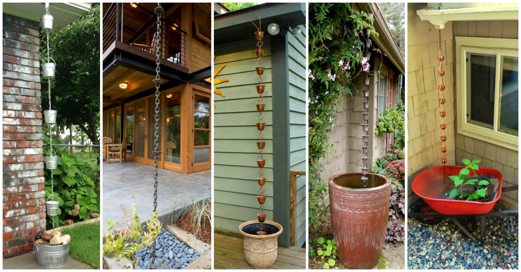 14 Rain Chains for Your Home That Will Make You Say WoW