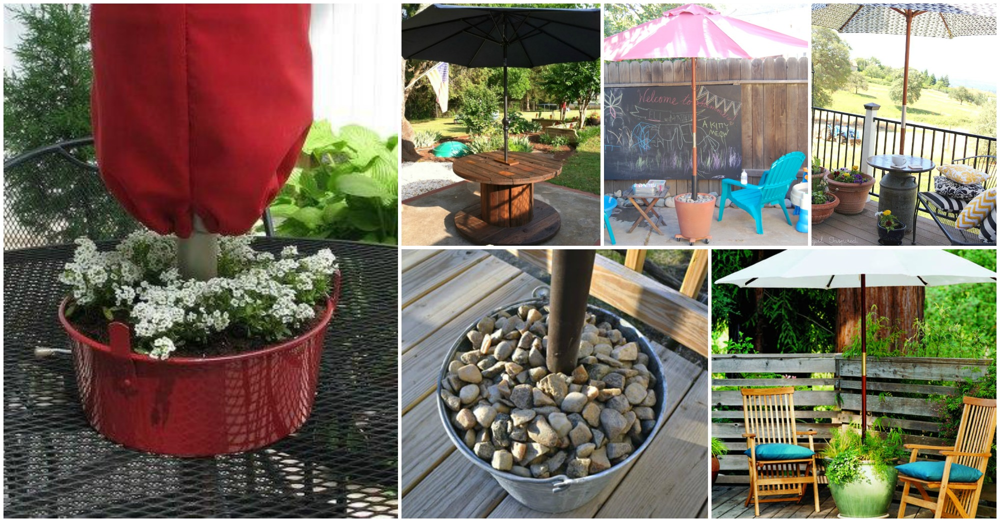 10 Creative DIY Umbrella Stand Ideas You Need to See