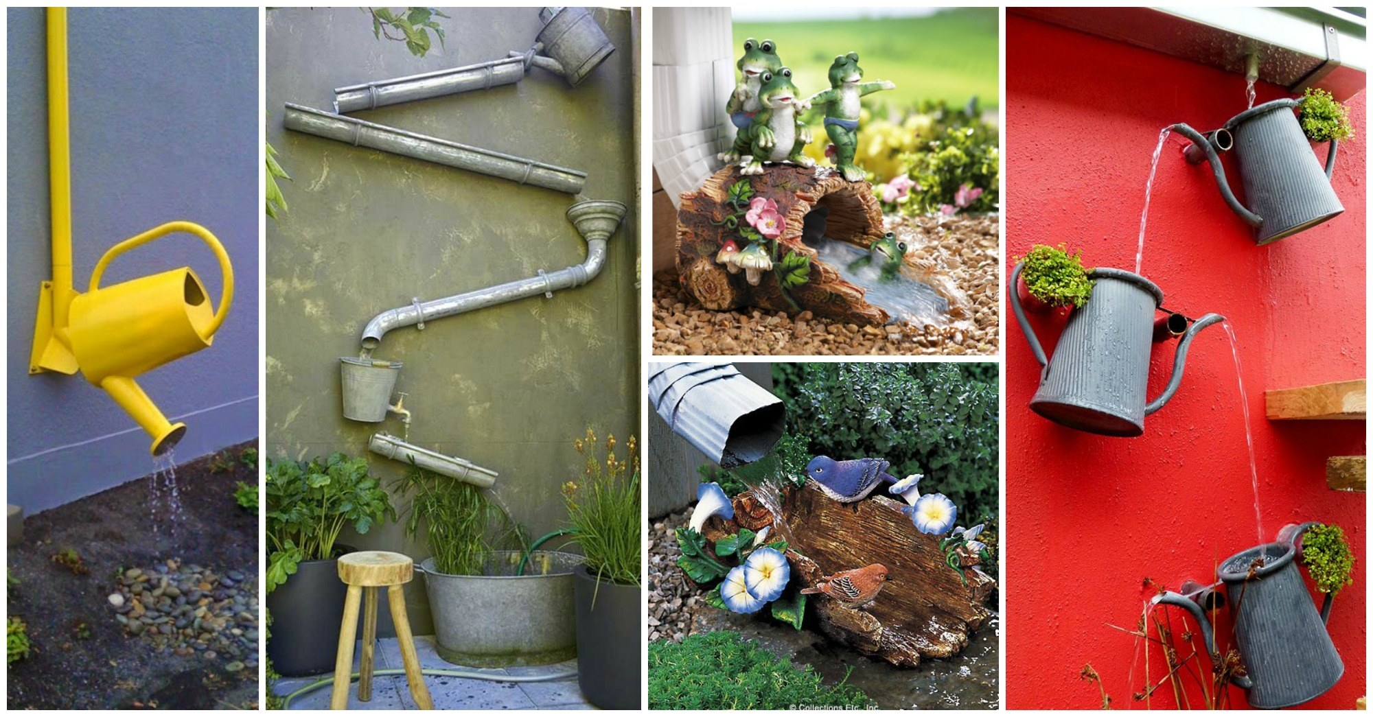 12 Unique Downspouts for Your Home You Should Not Miss
