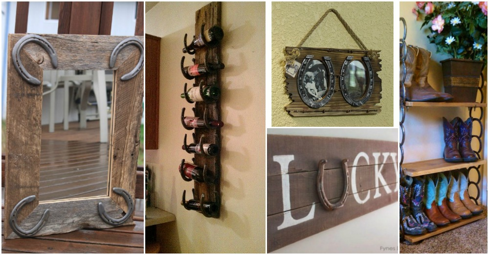 Diy horseshoe crafts archives for How to decorate horseshoes