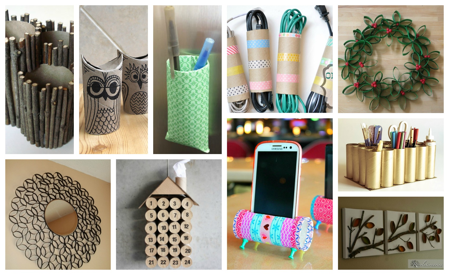 Brilliant diy toilet paper roll crafts that will impress you jeuxipadfo Choice Image