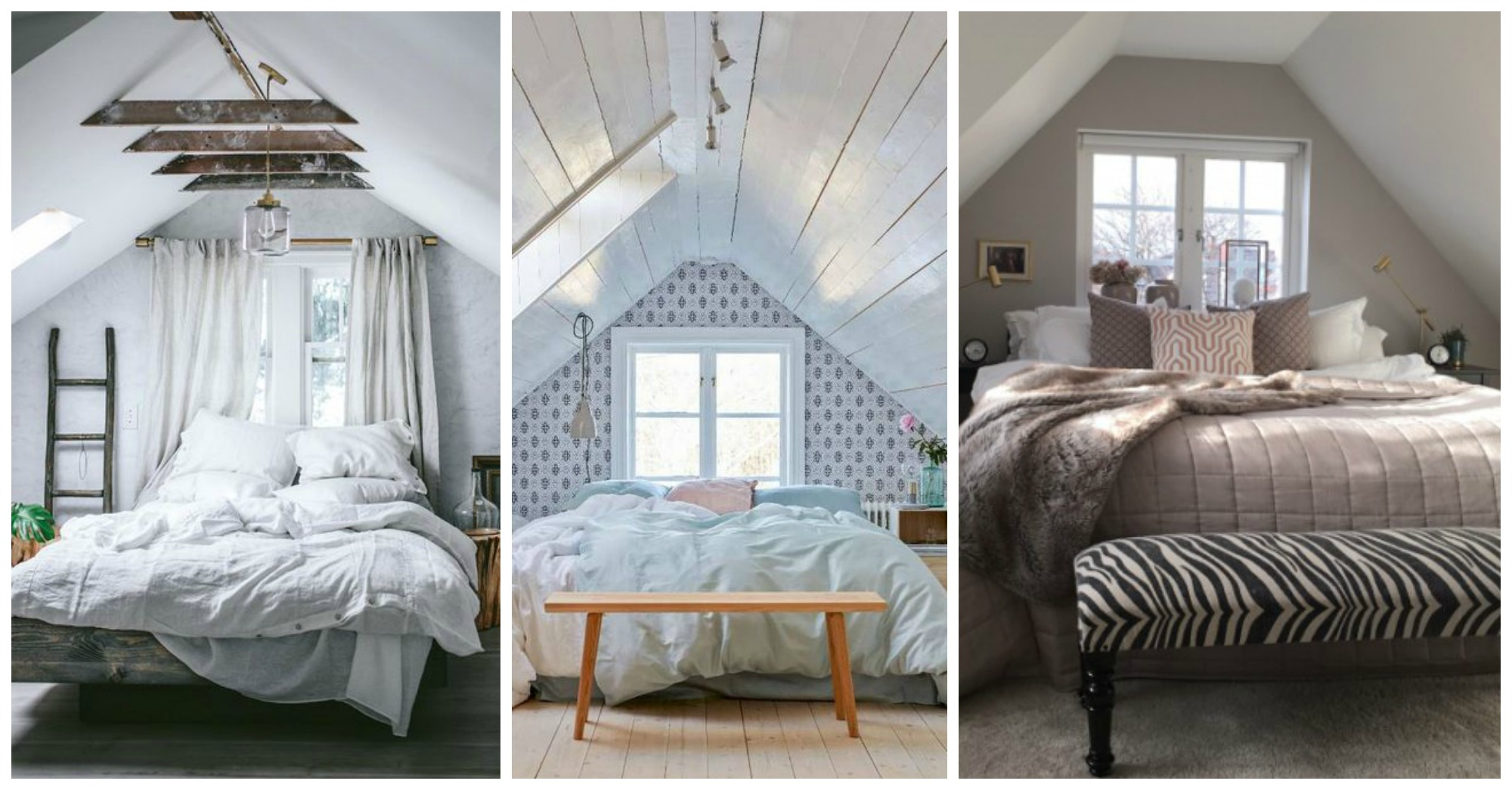 Smart Tips for Decorating Attic Bedrooms