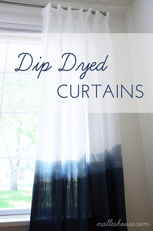 dip-dyed-curtains