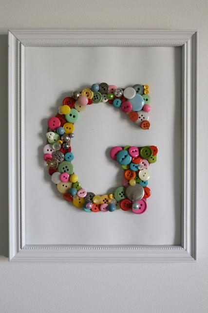 button-letter