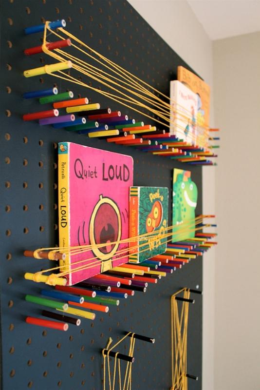 Diy Pegboard Projects Kids Room Ideas