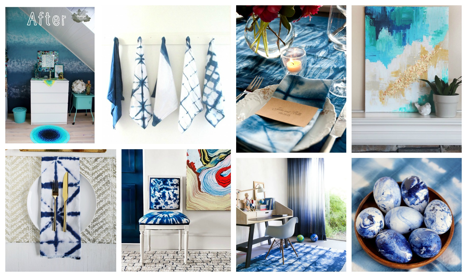 How To Incorporate The Indigo Patterns In Your Home In A Magnificent Way