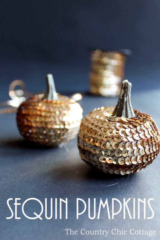 sequin-pumpkins-the-country-chic-cottage