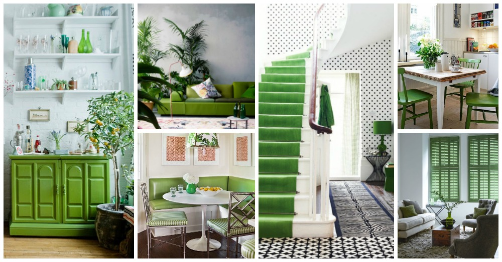 Brilliant Decor Ideas to Add Greenery to Your Space