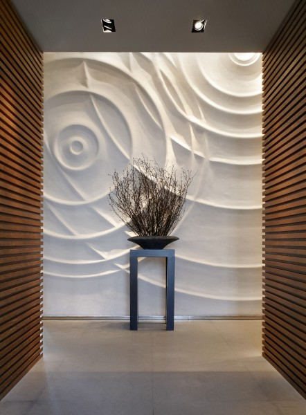 My 3d Room Design: Glamorous Textured Walls That Will Catch Your Eye