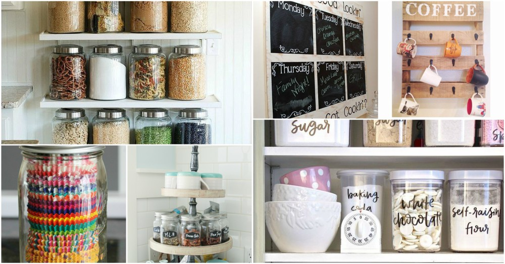 Clever Kitchen Organization Ideas That Will Make Your Life Easier