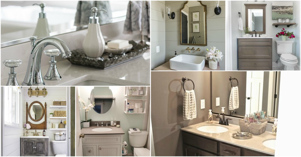 You Will Absolutely Love These Small Bathroom Decor Ideas