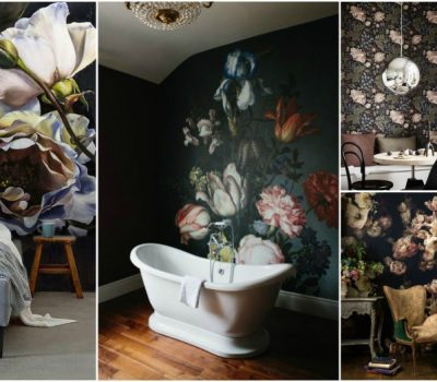 Bold Floral Wall Ideas That Will Add Elegance To Any Space