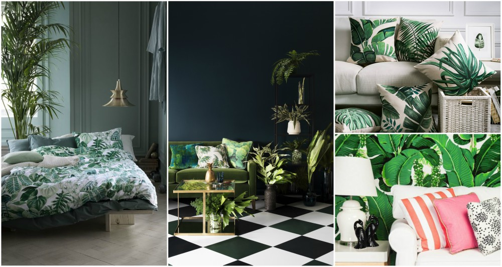 See why botanic style is the ultimate interior design hit for Karma home designs