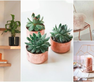 Copper Home Decor, The Ultimate Trend In Interior Design Will Bring Warmth In Your Home