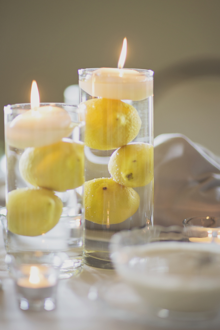 When Life Gives You Lemons Make A Diy Lemon Centerpiece