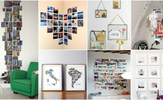 The Best DIY Postcard Display Ideas To Show Off Your Collection