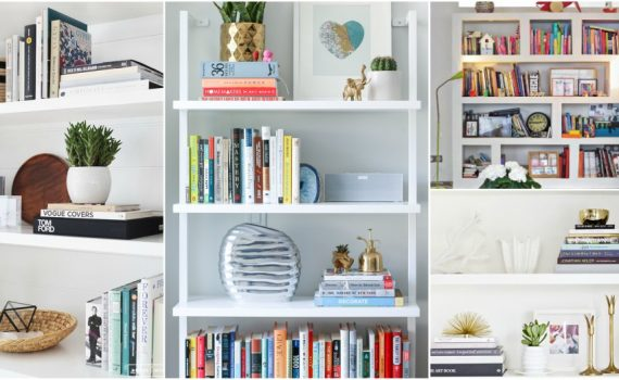 Clever Bookcase Tips To Show Off Your Collection The Right Way