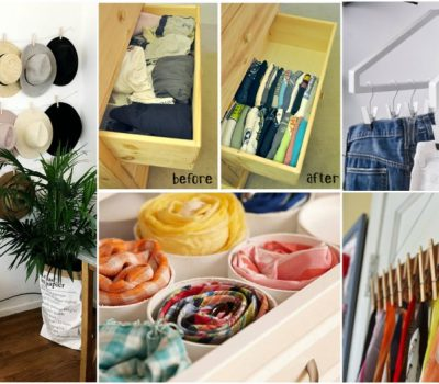 The Smartest Clothing Storage Tips To Keep Your Room Tidy All The Time