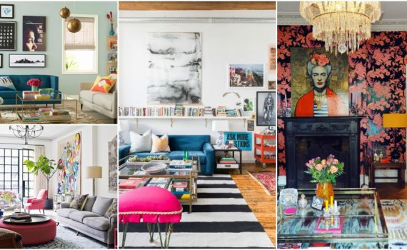 Eccentric Living Room Designs That Feature Richness With Detail