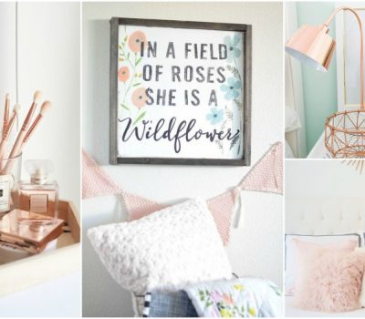 Top Tips For Chic Girl Bedroom Decor That Will Help You Decorate Yours