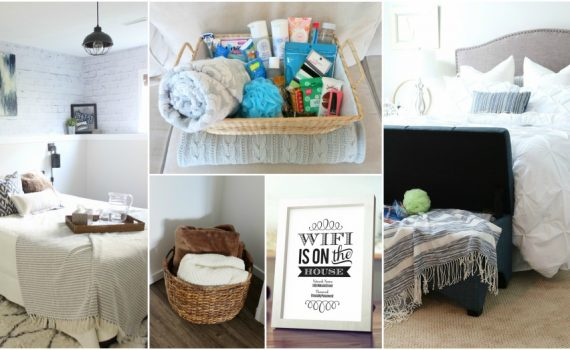 Guest Room Tips:Top Essentials To Make Yours More Welcoming