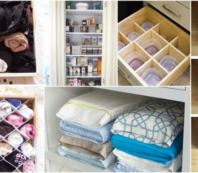 Home Organization Tips:How To Prevent Cluttering In Your Home