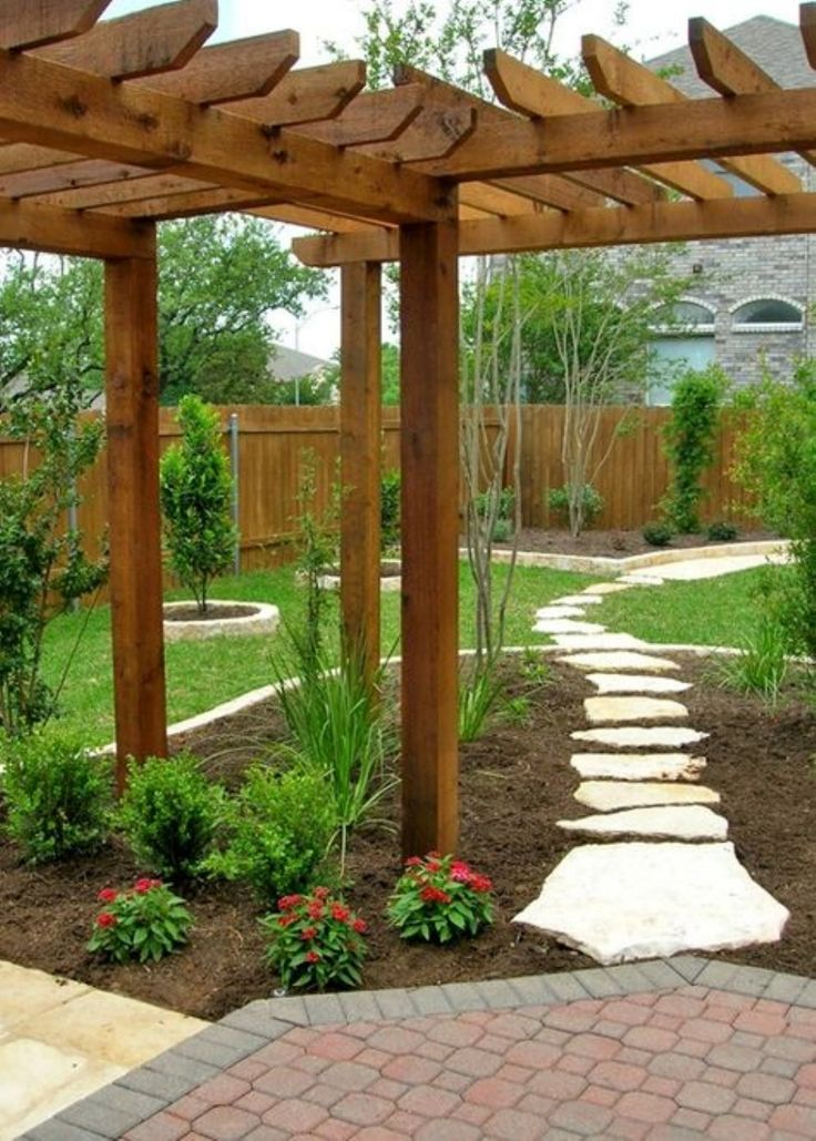 Beautiful Simple Garden Design Plans: The Most Beautiful Pergola Design Ideas For The Upcoming