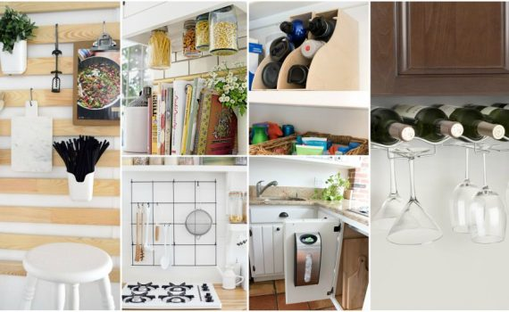 Smart Tricks To Get The Most Of Your Small Kitchen