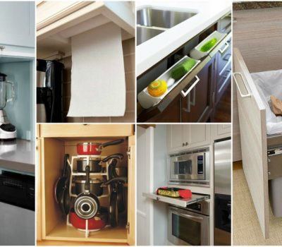 The Smartest Small Kitchen Design Ideas For Using Every Inch Of Your Space