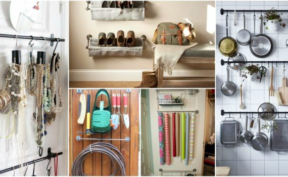 Towel Bar Ideas For Brilliant Uses Not Only In Your Bathroom