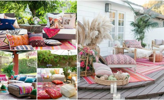 Bohemian Patio Designs That Will Make You Fall In Love