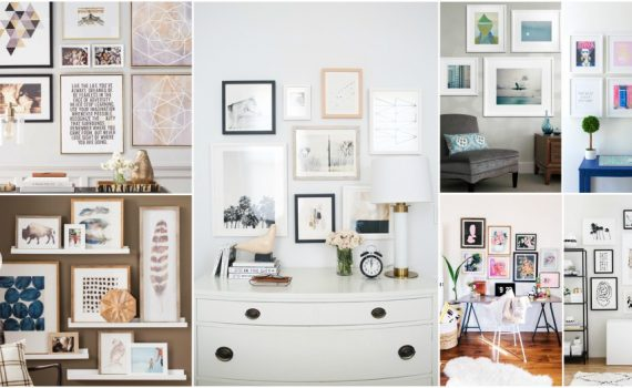 Designer's Tips On How To Create A Gallery Wall In Your Home