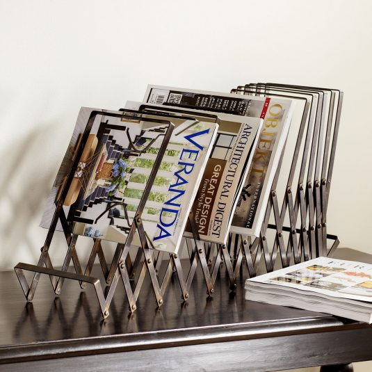 Magazine Storage Ideas To Display Your Collection In A