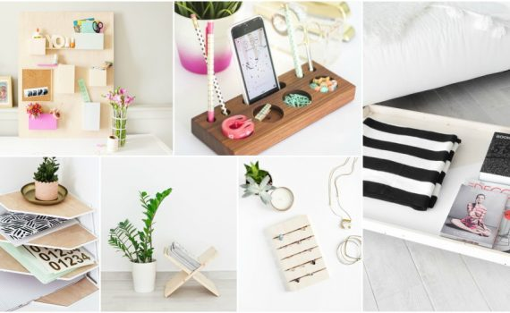 The Most Clever Organization Ideas For Keeping Your Home Clutter Free
