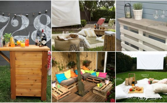 Brilliant Tips For Creating Outdoor Entertaining Space To Enjoy The Summer