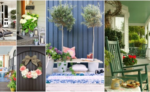 10 Porch Ideas To Make Yours Pleasant And Welcoming